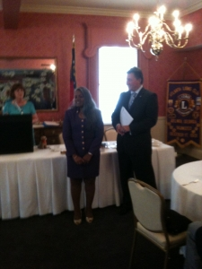 atlanta-lions-club-cita-scott-new-member
